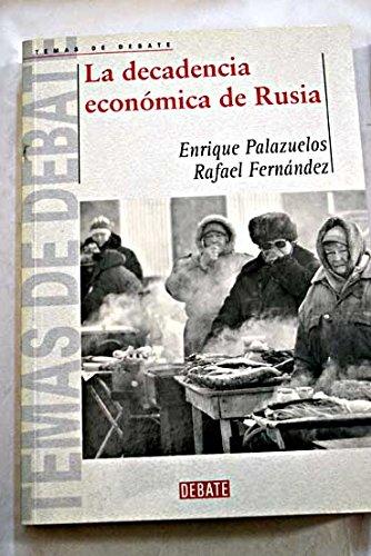 9788483064849: Decadencia economica de Rusia, la