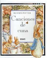 9788483065235: Canciones de cuna (beatrix potter)