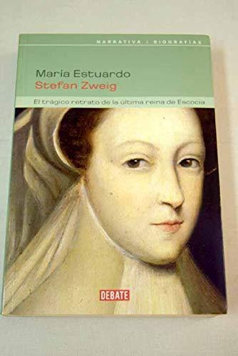 9788483065495: María estuardo (Biografias)
