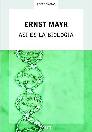 9788483066065: Así es la biología (DEBATE)