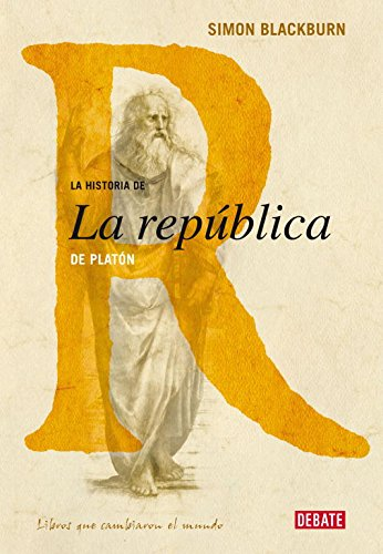 9788483067345: La historia de la republica de Platon / Plato's Republic (Spanish Edition)