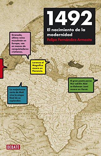 1492 El Nacimiento de la Modernidad: Felipe Fernandez-Armesto, Ricardo Garcia-Perez tr.