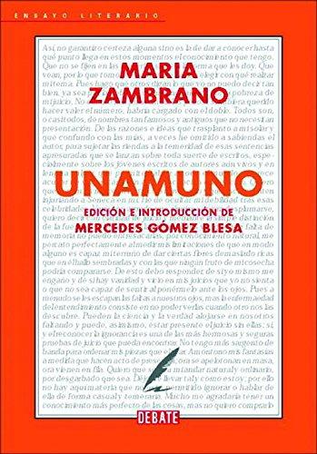 9788483069707: Unamuno (ENSAYO LITERARIO)