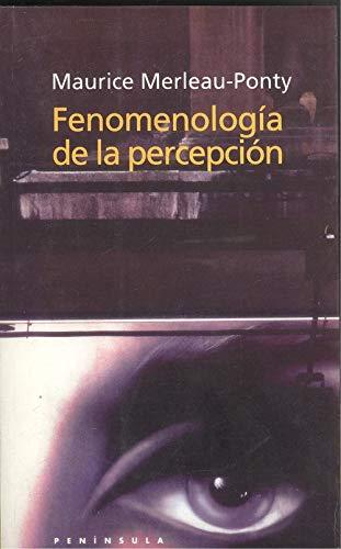9788483070260: Fenomenología de la percepción (HISTORIA, CIENCIA Y SOCIEDAD)