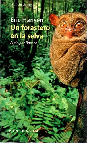 9788483071984: Un forastero en la selva: A pie por Borneo (VIAJES)