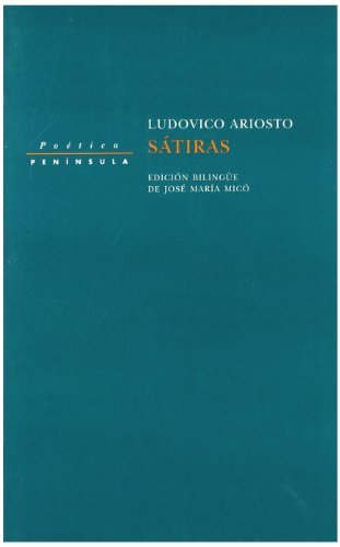 LAS SATIRAS (8483071991) by Ludovico Ariosto