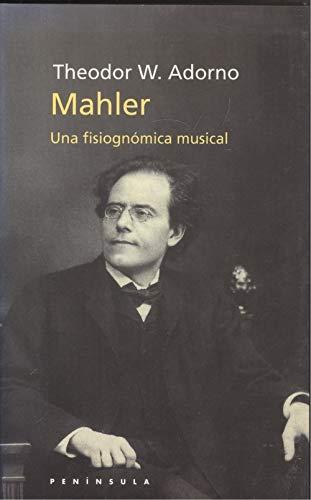 9788483072110: Mahler: Una fisiognómica musical