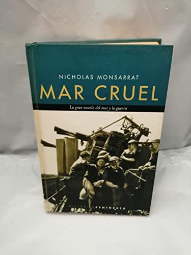 9788483072554: Mar cruel