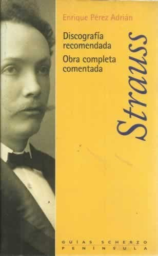 9788483073063: Richard Strauss (Guias Scherzo) (Spanish Edition)