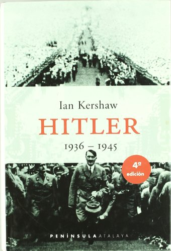 HITLER 1936-1945: ian kershaw