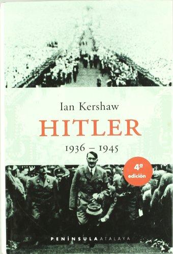 9788483073148: Hitler. 1936-1945 (ATALAYA)