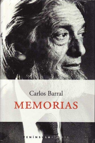 9788483073339: Memorias (Spanish Edition)