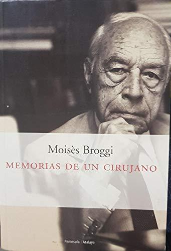 9788483073872: Memorias de un cirujano (1908-1945).