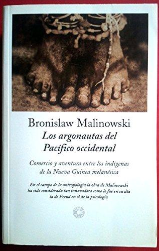 9788483073988: Los Argonautas del Pacifico (Spanish Edition)