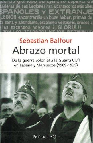9788483074466: Abrazo mortal (HISTORIA, CIENCIA Y SOCIEDAD)