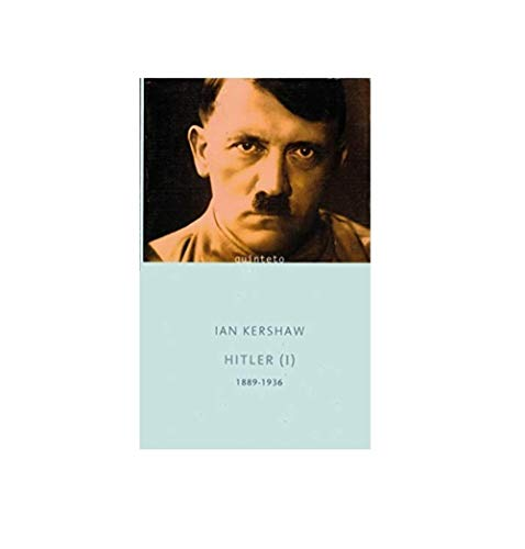 9788483074510: Hitler (I): 1889-1936 (Spanish Edition)
