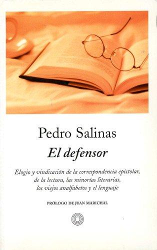 9788483074770: El defensor (EDICIONES DE BOLSILLO)