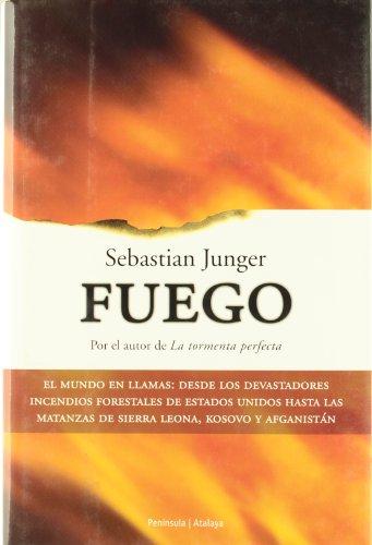 9788483075470: Fuego (Spanish Edition)
