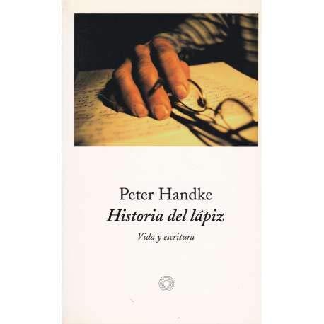9788483075685: Historia del lapiz
