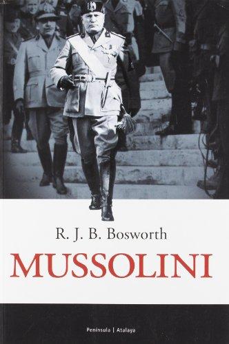 9788483075869: Mussolini (ATALAYA)
