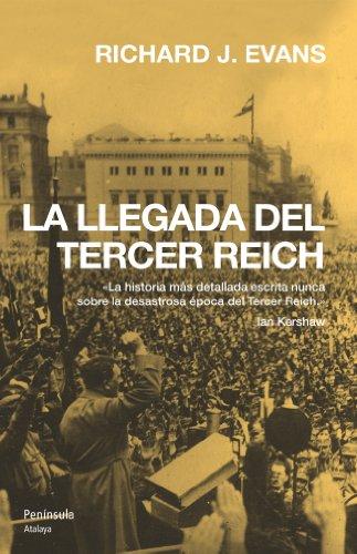 9788483076644: La llegada del Tercer Reich (ATALAYA)