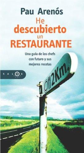 9788483077160: He descubierto un restaurante