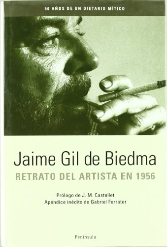 9788483077443: Retrato del Artista En 1956 (Spanish Edition)