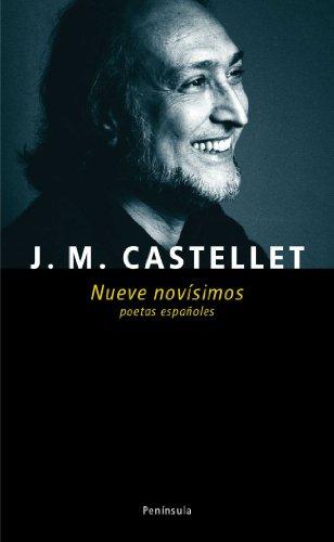 9788483077559: Nueve novisimos poetas espanoles
