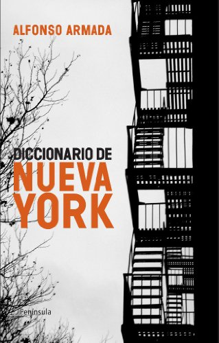 9788483079041: Diccionario de Nueva York (ATALAYA)