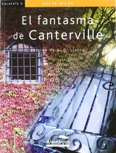 9788483083826: El fantasma de Canterville (Colección Kalafate)