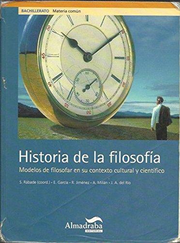 9788483084427: (2) bach 2 - historia de la filosofia - modo de filosofar