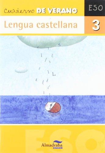9788483085936: Cuaderno De Verano Lengua 3ºeso 06