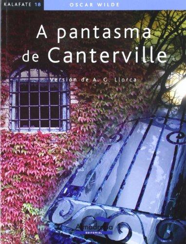 9788483086162: A pantasma de Canterville