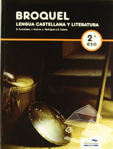 9788483086797: BROQUEL. Lengua Castellana y Literatura. 2º ESO - 9788483086797
