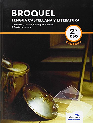 9788483086803: BROQUEL. Lengua Castellana y Literatura (Canarias). 2º ESO