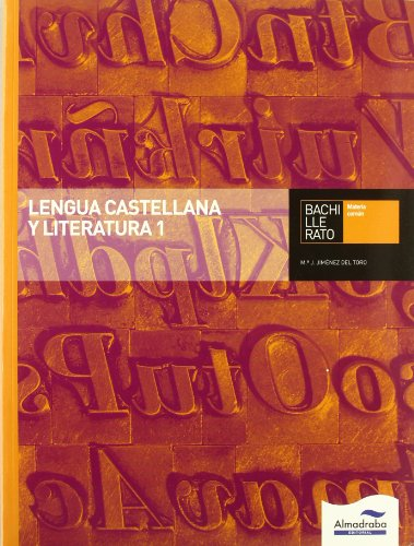 9788483086995: Lengua castellana y literatura 1 (Libros de texto)