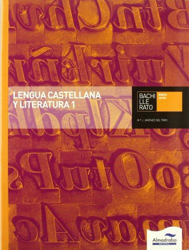 9788483086995: Lengua castellana y literatura, 1 Bachillerato