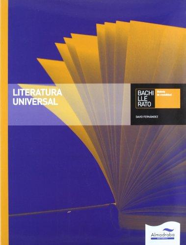 9788483087039: Literatura Universal (L+CD)