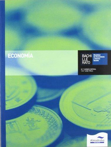 9788483087084: Economía. Bachillerato