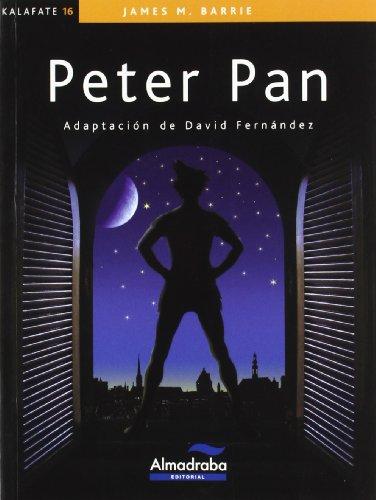 9788483087121: Peter Pan (Colección Kalafate)