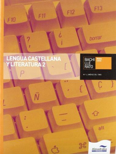 9788483087336: Lengua castellana y literatura 2 (Libros de texto) - 9788483087336