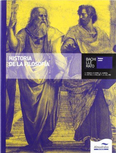 9788483087350: Historia de la Filosofía Bachillerato (L+CD) - 9788483087350