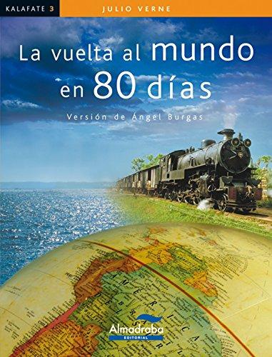 9788483087404: La vuelta al mundo en 80 días