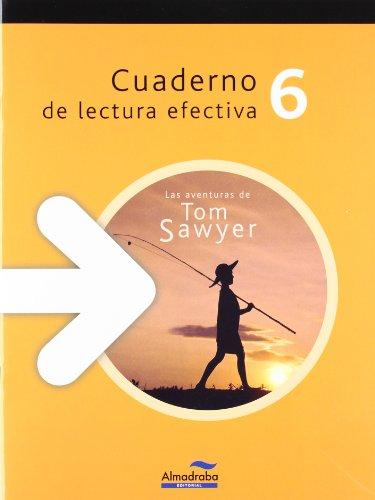 9788483087763: Las aventuras de Tom Sawyer. Cuaderno de lectura efectiva (Cuadernos de lectura efectiva) - 9788483087763