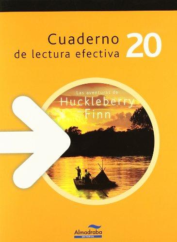 9788483087794: Las aventuras de Huckleberry Finn. Cuaderno de lectura efectiva (Cuadernos de lectura efectiva) - 9788483087794