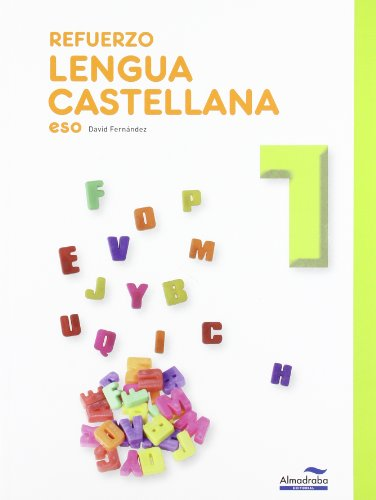 9788483087916: Refuerzo Lengua castellana 1º ESO (Cuadernos de la ESO) - 9788483087916