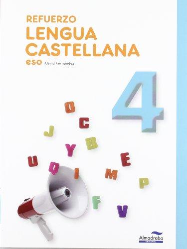 9788483087947: Refuerzo Lengua castellana 4º ESO (Cuadernos de la ESO) - 9788483087947