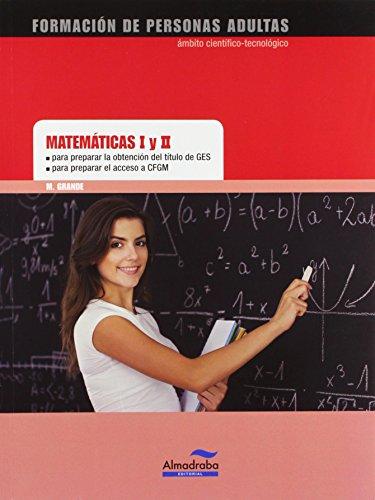 9788483088302: Matemáticas I y II GES/CFGS