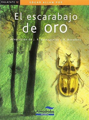 9788483089248: Escarabajo de oro, El (kalafate) (Colección Kalafate)
