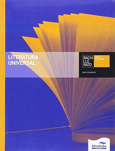 9788483089293: Literatura universal (Libros de texto) - 9788483089293